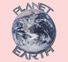 Planet Earth  One Piece - Short Sleeve