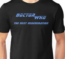 Doctor Who - The Next Regeneration Unisex T-Shirt