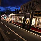 Don't miss the Tram by Coreycw