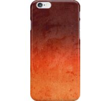 """Planet Mars"" Gradient  iPhone Case/Skin"