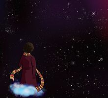 Doctor Who - Tom Baker by talabanana