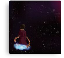 Doctor Who - Tom Baker Canvas Print