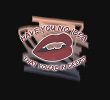 You're In Deep Womens Fitted T-Shirt