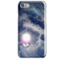 ©HCS The Sun Series LXXVII The Cirrus Motion. iPhone Case/Skin