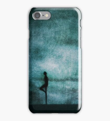 Approaching Dark iPhone Case/Skin
