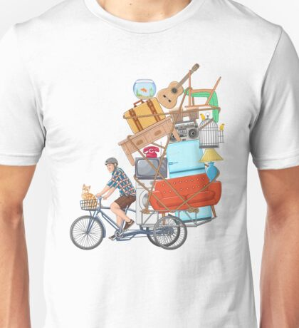 Life on the Move Unisex T-Shirt