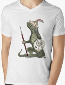 Dragon Artist Mens V-Neck T-Shirt
