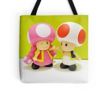 Friendship mushrooms Tote Bag