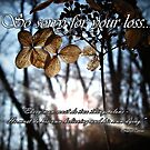 Bereavement Card by Greeting Cards by Tracy DeVore