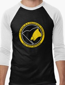 Voluntary Society Men's Baseball ¾ T-Shirt
