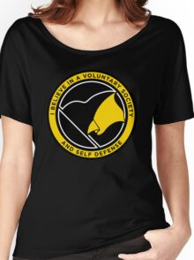 Voluntary Society Women's Relaxed Fit T-Shirt