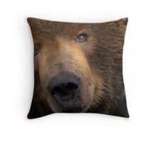 Outta My Face Lady!!! Throw Pillow