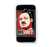Martin Luther King Civil Disobedience Shirts Samsung Galaxy Case/Skin