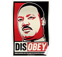 Martin Luther King Civil Disobedience Shirts Poster