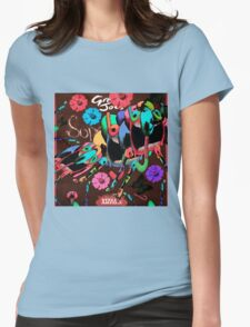 TheBoysDoGreasy's Womens Fitted T-Shirt