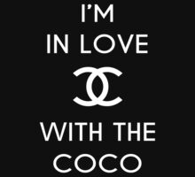 I'm In Love With The Coco - Unisex Tshirt by crazyshirts2015