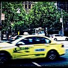 URBIA - Taxi by raevan