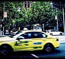 URBIA - Taxi by raevan