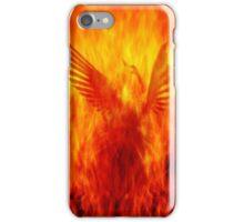 Phoenix Rising iPhone Case/Skin