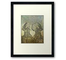Mindgrower Framed Print