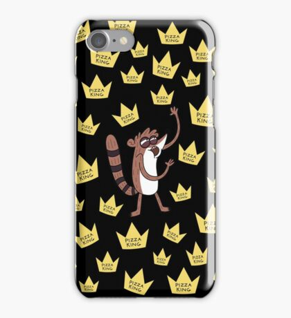 Pizza King iPhone Case/Skin