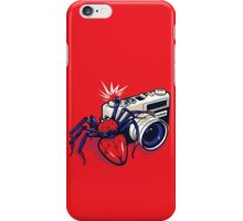 Spider Shot iPhone Case/Skin