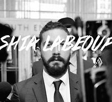 Shia Labeouf Paparazzi by Gregory Wilson