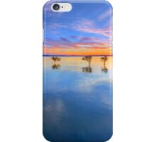 3 Trees - Wellington Point Qld Australia iPhone Case/Skin
