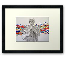 Leadbelly Framed Print