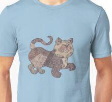 Calcutta Calico Cat Unisex T-Shirt