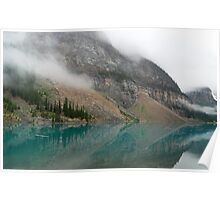 Time Stands Still - Moraine Lake Poster