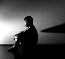 Alien Contemplation  by Salien