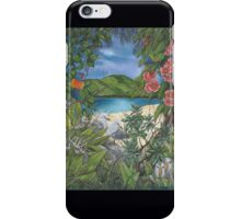 """""""Tropical Tranquility"""" iPhone Case/Skin"""