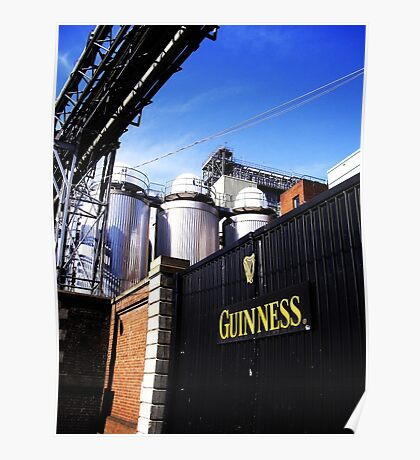 Guinness Store House Poster
