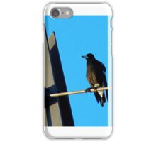 Sitting Pie iPhone Case/Skin