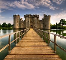 Bridge To Bodiam by Sarah  Dawson