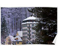 Einsiedeln Switzerland Poster