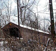 Jericho Bridge_Western Approach by Hope Ledebur