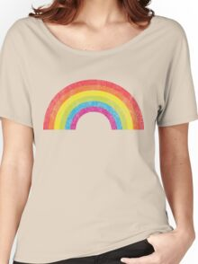 Vintage Rainbow Women's Relaxed Fit T-Shirt