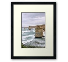 12 Apostles - Great Ocean Road Victoria Framed Print