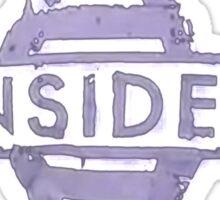Batman Arkham Knight Arkham Insider Sticker