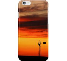 Autumn Windmill iPhone Case/Skin