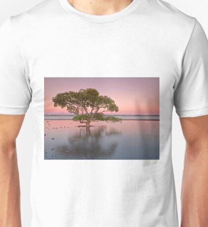 Winter Sunrise - Cleveland Qld Australia Unisex T-Shirt