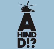 A Hind D!? by tdjorgensen