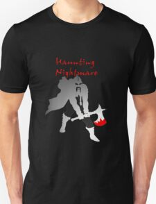 Haunting nightmare t-shirt design T-Shirt