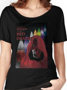 Masque of the Red Death Women's Relaxed Fit T-Shirt