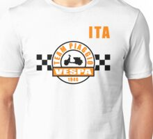 Vespa Team Unisex T-Shirt