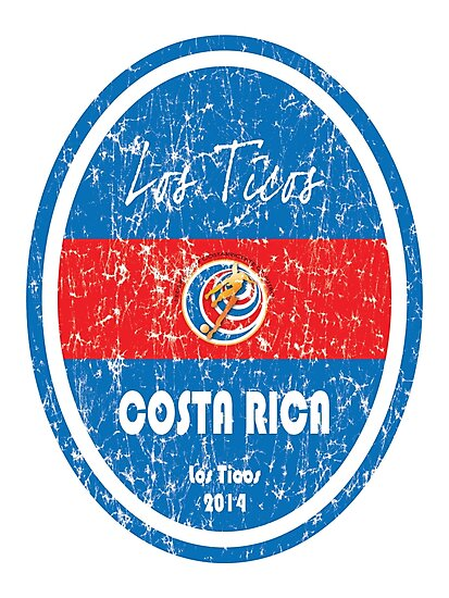 World Cup Football - Costa Rica by madeofthoughts