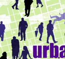 Urban survivor Sticker