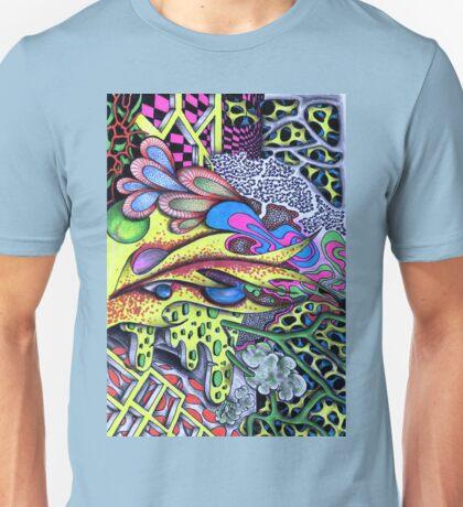Ice Fire Unisex T-Shirt